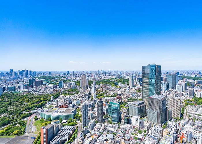 東京23区の風景